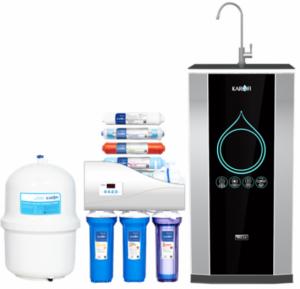 Máy lọc nước RO là loại máy lọc toàn bộ tạp chất, vì khuẩn, khoáng chất, được sử dụng phổ biến ở nước ta