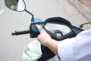 khóa chông trộm thông minh cho tất cả các dòng xe máy