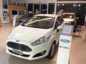 Mua bán xe Ford Fiesta cũ mới giá rẻ toàn quốc hỗ trợ ngân hàng 80%