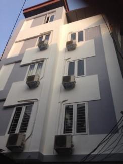Bán nhà ViP Phân lô Đỗ Quang, DT 48m, mt 4m,...