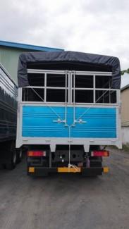 đuôi xe tải cheng long 17.9 tấn