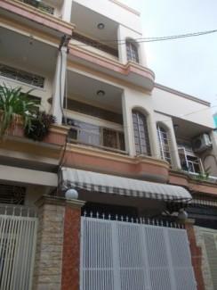 Nhà đường Ung Văn Khiêm, Quận Bình Thạnh.