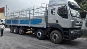 Xe tải chenglong 5 chân tặng 200 (L) dầu
