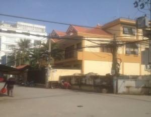 Nhà góc 2 măt tiền đường Điên Biên Phủ, quận...
