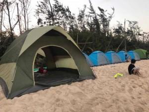 Cắm trại resort mũi kê gà, phan thiết giá rẻ dành cho dân phượt