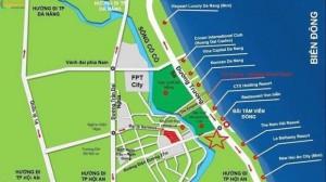Mở bán block đẹp nhất dự án biển đối diện reort Sông Hàn