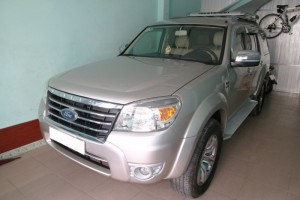 2011 FORD EVEREST XLT 4X2