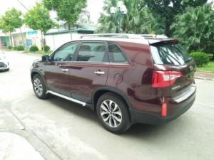 Kia Sorento 2.4 máy xăng 2017 giá hấp dẫn nhất Vĩnh Phúc