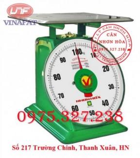 Cân đồng hồ Nhơn Hòa 100kg, cân Nhơn Hòa chính hãng, Cân 60kg