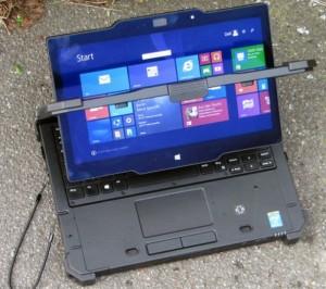 Dell Latitude 12 Rugged New Box Hàng quân đội mỹ, chịu nước, chịu nhiệt, chống va đập