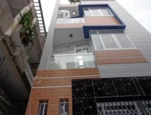 Bán gấp nhà mới đẹp 2 lầu, 5PN, 4x11m hẻm 4m Khuôn Việt, Quận Tân Phú. Giá 4,2 tỷ (TL)
