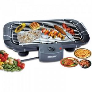 Bếp Nướng Điện BBQ không khói ELECTRIC BARBECUE GRILL (ĐEN) - MSN388026
