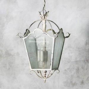 Sản xuất đèn sắt mỹ thuật theo yêu cầu