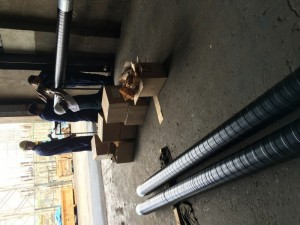 bọc ống chống ăn mòn cho đường ống kim loại