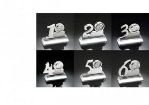 Bộ số quà tặng kỷ niệm thành lập