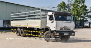 Kamaz 65117 thùng 9,3m mới 2016