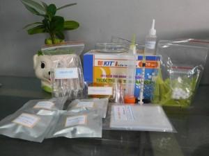 Bộ Kit Test thuốc bao vệ thực vật VPR 10