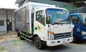 xe tải Veam thùng kín 2 Tấn  2016