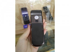 Nokia 8800 saphira brow zin