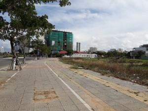 Lô NGÃ BA nam Đà Nẵng giá rẻ, nằm gần bãi tắm