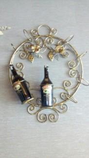 Kệ rượu trang trí cực đẹp,đa dạng