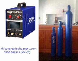 Bình khí Argon Tại TPHCM - Bình Dương - Long An - Đồng Nai - Tây Ninh
