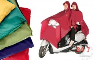 Sản xuất áo mưa in logo quà tặng doanh nghiệp số lượng lớn giá tốt nhất