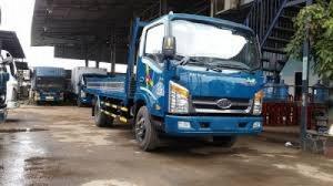 Xe tải Veam VT350  thùng lững  3.5 Tấn  2016