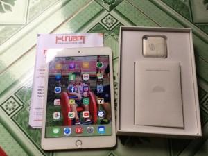 iPad mini 4 16gb onlywifi màu gold fullbox
