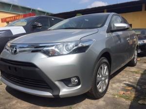 Toyota Vios 1.5L số sàn 2017 Mới. Mua trả góp...