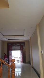 Bán nhà Ngõ Tân Mai 65m X 4T, MT 4,2m, 6,75...