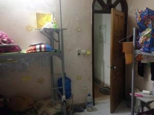 Cho thuê nhà tại Giáp Bát; Hoàng Mai;giá 13tr;Dt50mx5T
