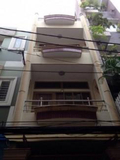Nhà 2 lầu ST hẻm 5m Nguyễn Trãi Q5 3x13m 5.78 tỷ