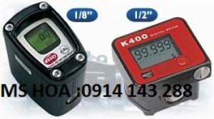 Đồng hồ đo lưu lượng xăng dầu K200 GIÁ TỐT