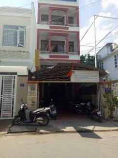 Bán nhà 4 tầng 17 A đường Hồng Linh Tp. Nha Trang. Diện tích 162m² giá 9 tỷ