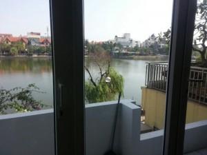 Bán biệt thự liền kề, 2 mặt tiền bờ hồ Văn...