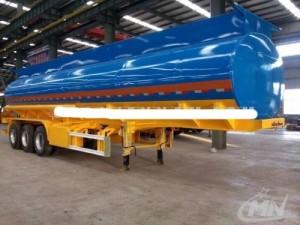 Nhà Phân phối chính hãng Sơ Mi - Rơ Moóc bồn chứa xăng dầu Doosung 39m3