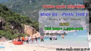 Tour Bình Ba - Phan Thiết