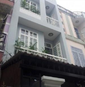 Nhà đẹp DT (4.2x23) 4.5 tấm MT Nguyễn Chí...
