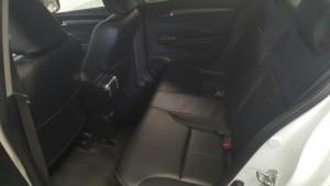 Bán Honda City 1.5AT màu trắng 2014 đi mới 80%
