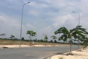 Đất nền Bình Chánh, Thổ Cư 100% , SHR, giá ưu đãi chỉ 4,3 tr/m2
