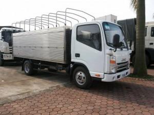 Chìa khóa trao tay nhận ngay 1000L dầu khi mua xe tải JAC 3T45