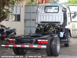 Sở hữu ngay xe tải JAC 8T45 chỉ với 170 triệu đồng