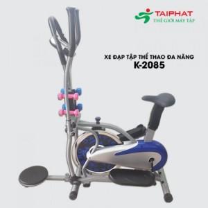 Xe đạp tập đa năng có tạ 2085 tại quy nhơn-bình định