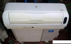 Máy lạnh sharp auto cleal 2hp nội đia giá rẻ
