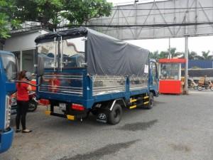 Xe tải nhập khẩu-xuất xứ Hàn Quốc-tải trọng 1,5Tấn