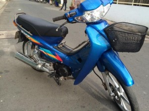 Honda Wave (A) alpha LD, thay hết đồ xịn