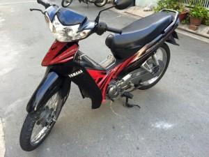 Yamaha sirius RC đỏ đen, nguyên thuỷ,máy êm