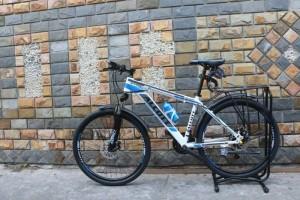 Xe đạp địa hình sườn Thép phủ carbon Alcott...