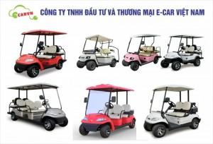 Bán xe điện sân golf